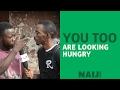 Download Video Download Nigerian man says even Legit TV reporter is hungry | Legit TV 3GP MP4 FLV
