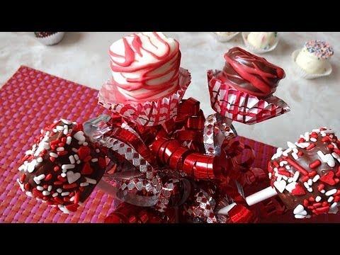 Paletas de Bombón cubiertas de Chocolate Mi Receta