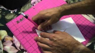 How to make Duct tape Visor!