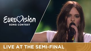 Francesca Michielin - No Degree Of Separation (Italy) Live at Semi-Final 2