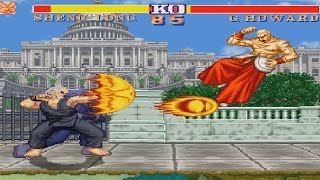 STREET FIGHTER II DELUXE - PC LONGPLAY - SHENG LONG Playthrough [NO DEATH RUN] (FULL GAMEPLAY)