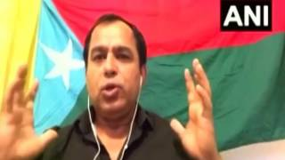 Mohammad Bugti slams Pakistan for issuing red corner notice against Brahamdagh Bugti