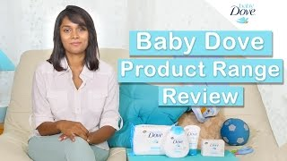 Baby Dove Babycare Range | Review