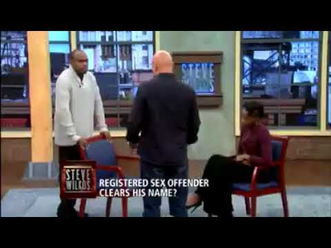 Xxx Mp4 STEVE WILKOS REGISTERED SEX OFFENDER CLEARS HIS NAME 3gp Sex