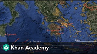 The Peloponnesian War | World History | Khan Academy