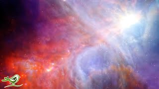 Deep Sleep Music 24/7 ~ Fall Asleep in Space with Soothing Relaxation