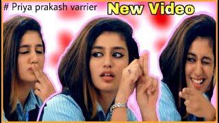 New video of priya prakash Varrier | Best wats up status | aru radar love | Heart touching Love