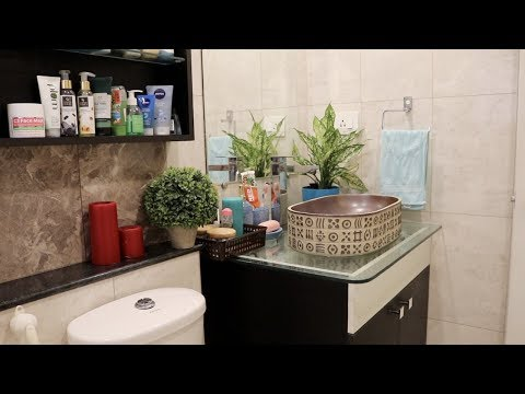 Xxx Mp4 Indian Vlogger Soumali My Small Bathroom Organization And Storage Idea 3gp Sex