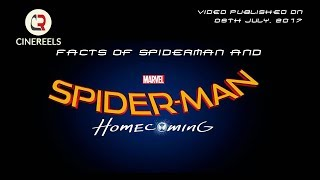 Tamil - Why the Name Spiderman Homecoming?   Know the Facts before watching movie   CineReels