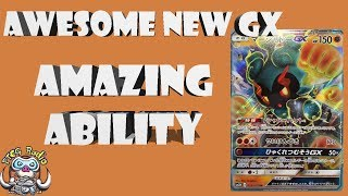 Marshadow GX - Awesome New GX has a really good ability!! (Pokémon Debut)