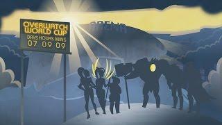 """Overwatch World Cup """"Training"""" Regimen   By Ashley Lange"""