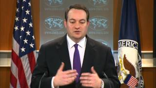 Daily Press Briefing: March 1, 2013