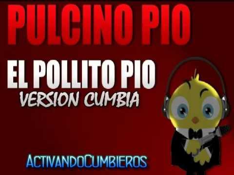 EL SANTILO EL POLLITO PIO VERSION CUMBIA ENERO 2013
