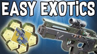 Destiny 2 | EXOTIC DUPLICATION GLITCH!