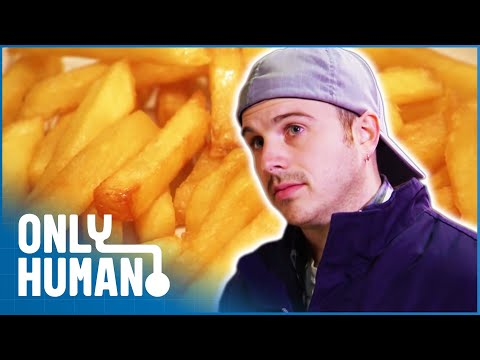 Freaky Eaters French Fry Addict Full Episode Only Human