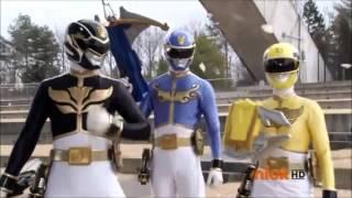 Power Rangers Mega Force Emma's Song Foils Vrak and Dizchord - YouTube