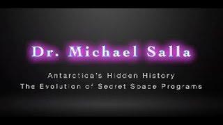 Dr Michael Salla - Antarctica's Hidden History and the Evolution of Secret Space Programs