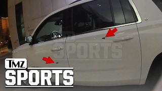 New Adrien Broner Arrest Video Shows Bullet-Ridden SUV | TMZ Sports