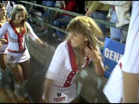 Xxx Mp4 Chicas Tecate Buenísimas Mundial De Béisbol México Marzo 2009 3gp Sex