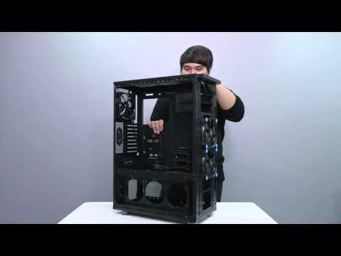Review - Thermaltake Core X71 Full Tower Chassis