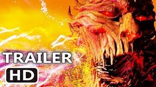 THE GUARDIAN BROTHERS Official Trailer (2017) Meryl Streep, Nicole Kidman, Animation, Movie HD