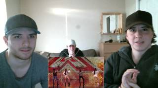 X Factor 4th power! REACTION