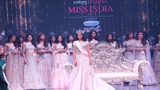 fbb Colors Femina Miss India 2nd Runnerup Priyanka Kumari: Winning Byte