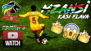 PSL Kasi Flava Skills & Tricks 2018🔥⚽🔥● Mzansi Showboat Edition 6 ●🔥⚽🔥