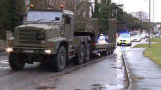UK military join investigation into ex-spy poisoning