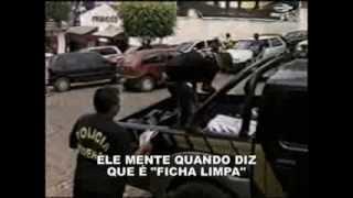 POLICIA FEDERAL EM GANDU - OPERAÇÃO VASSOURA DE BRUXA EM 2008