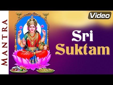 Sri Suktam with Lyrics | Goddess Laxmi Mantra | Bhakti Songs