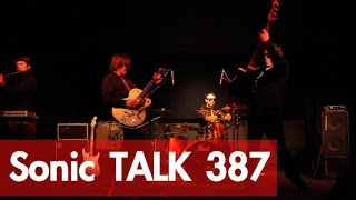 Sonic TALK 387 - Live Music! Christmas! Phenol Synth