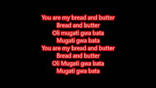 Radio & Weasel Bread n butter lyrics Tribute to Mowzey Radio