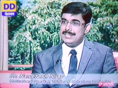 Xxx Mp4 An Inspirational Discourse On Human Relationship By Dr Nanditesh Nilay For Doordarshan 3gp Sex