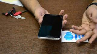 Unboxing and Installation of Cellbell Tempered Glass Screen Protector for the Nexus 6p #CellbellDesk