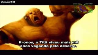 God of War 1 (Ps2) [Treasures] PTBR - The Fate of The Titan