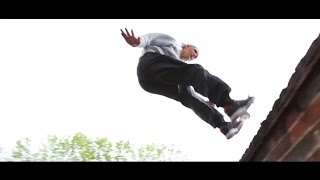 The 90 Year Old Parkour master (BTS Film)