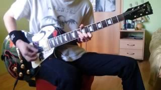 Guns N' Roses - Knocking On Heaven's Door (Guitar Slash Intro Cover) Tokyo 92