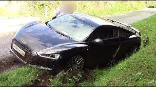 CRAZY CAR FAIL COMPILATION, STUPID DRIVING FAILS AUGUST 2017 II