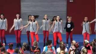Schools  Hip pop ,Dance Comp..2012 Corbans Estate
