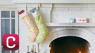 Sew Modern Christmas Stockings with Liana Allday | Creativebug