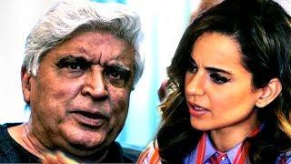 Javed Akhtar THREATENED Kangana Ranaut For Exposing Hrithik