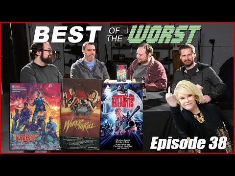 Best of the Worst Order of the Black Eagle Wired to Kill and Raiders of Atlantis