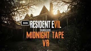 RESIDENT EVIL 7 : MIDNIGHT TAPE VR FINAL DEMO  PS4Pro No Commentary Walkthrough Longplay