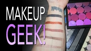 MAKEUP GEEK COSMETICS | WHATS THE FUSS ABOUT?!