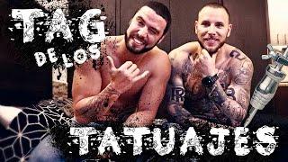 Tag de los tatuajes - Fernando Lozada y Esteban
