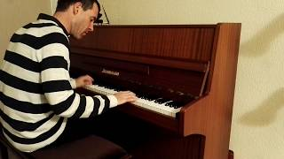 Super Trouper - Abba, Piano Cover