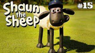 Menyaksikan kehidupan liar - Shaun the Sheep [Wildlife Watch]