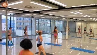 Fakt Hustý Studentky dělají Pole dance