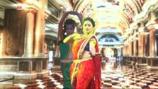 Shruti Marathe performing in Third Bell Entertainment Event in Manchar